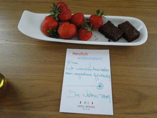 Hotel Wedina: Herzlich Willkommen