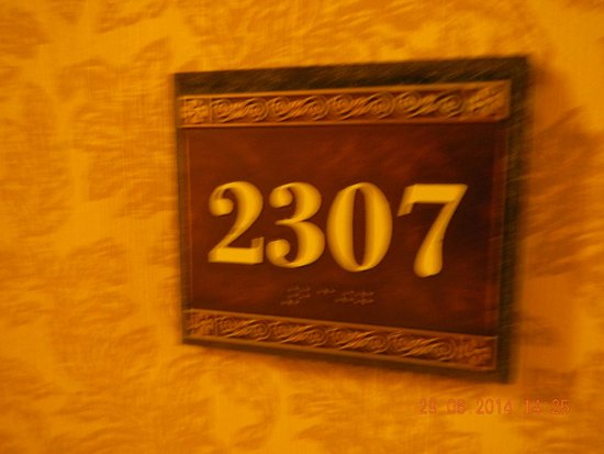 Hilton Chicago : Room 2307