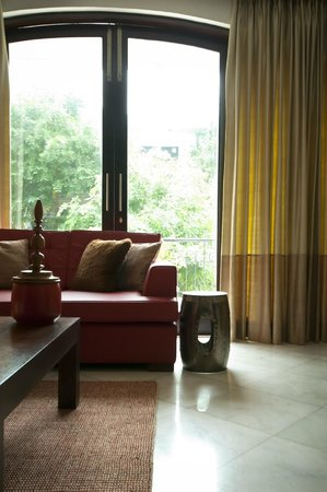 Secludecity - Safdarjung Enclave: Living area