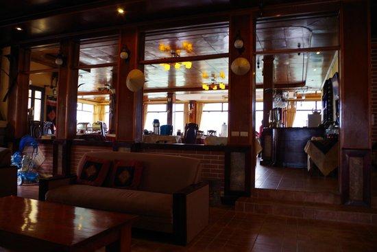 Holiday Sapa Hotel: hotel ロビー