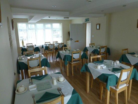 Whitton Lodge: Dinning  Room