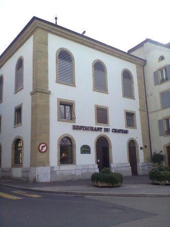 Chateau Yverdon Restaurant