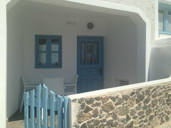 Langas Villas: Our apartment