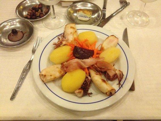 Andaluz : Calamari ��