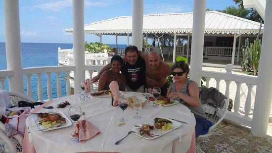 Piergiorgio Palace Hotel: vue de la mer