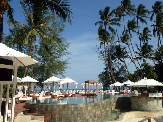 Nikki Beach Resort Koh Samui: Beachclub