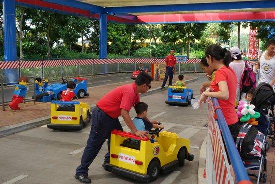 Legoland Malaysia: jr driving school