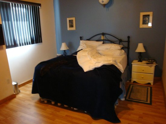 Duck Pond Bed and Breakfast Cottage: great sleep-room