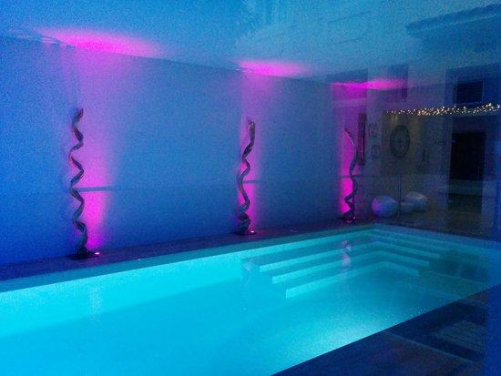 Grand Hotel Des Bains : Spa