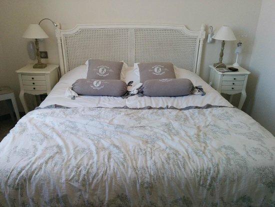 Grand Hotel Des Bains: Chambre standard