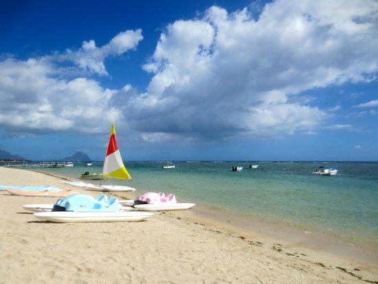 Sofitel Mauritius L'Imperial Resort & Spa : Activités nautiques variées