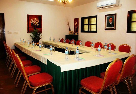 Changani Beach Cottages: Conference facility in changani