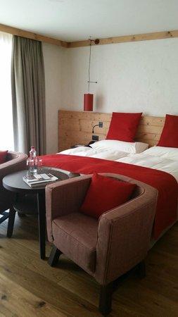Hotel Spitzhorn: Notre chambre de luxe