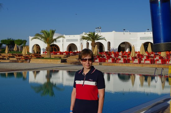 Mercure Hurghada Hotel: Отель