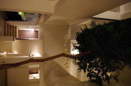 Mercure Hurghada Hotel: Во дворике