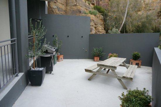 bay view villas hobart tasmania villa reviews photos. Black Bedroom Furniture Sets. Home Design Ideas