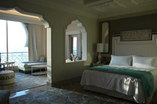 Waldorf Astoria Ras Al Khaimah: Spektakuläre Inneneinrichtung