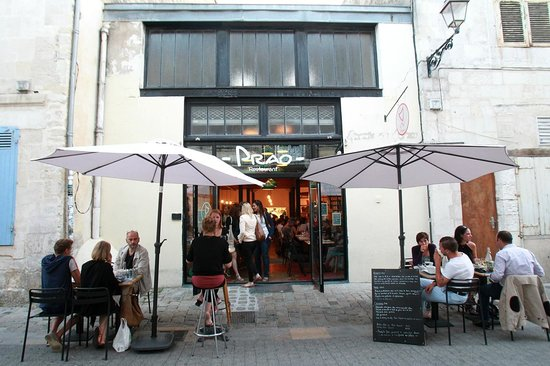 Très Un menu du jour - Picture of Prao, La Rochelle - TripAdvisor TH65