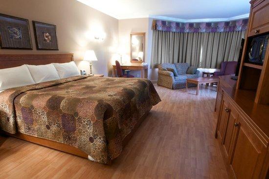 Hotel Bernieres: Suite Deluxe
