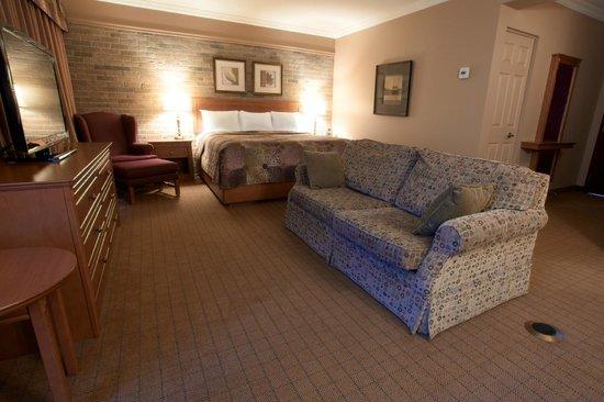 Hotel Bernieres: Suite Junior