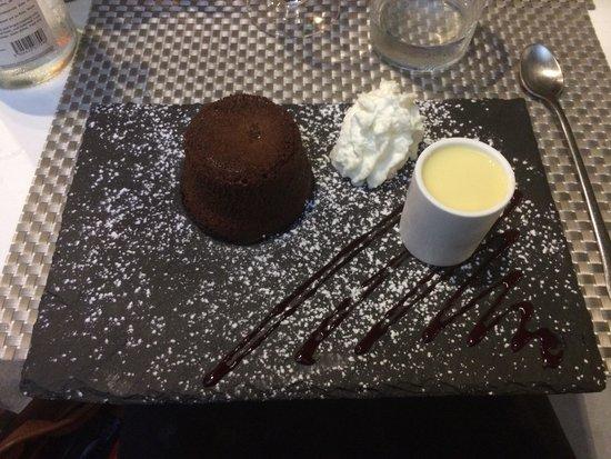G-Square : Fondant au chocolat moyen...