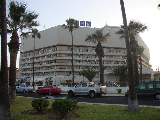 H10 Conquistador: hotel