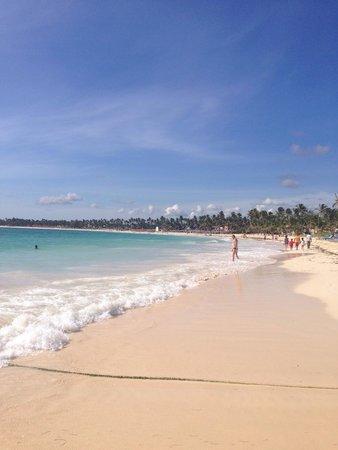 Punta Cana Princess All Suites Resort & Spa : Пляж!!!