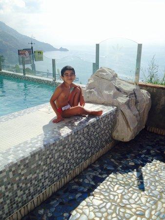 Hotel Margherita: Mare e piscina
