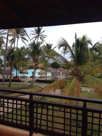 Punta Cana Princess All Suites Resort & Spa : Вид с балкона
