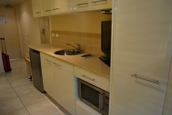 Shantara Resort  Port Douglas: Wonderful kitchenette