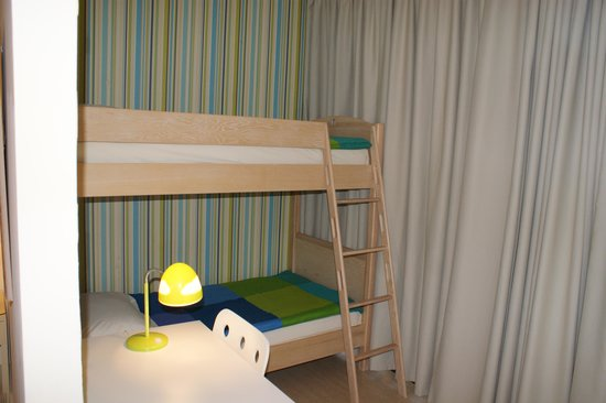 Atlantica Club Aegean Blue: coin enfants (chambre familiale)