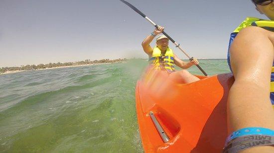 Odyssee Resort & Thalasso : ballade en kayak de mer (gratuit)