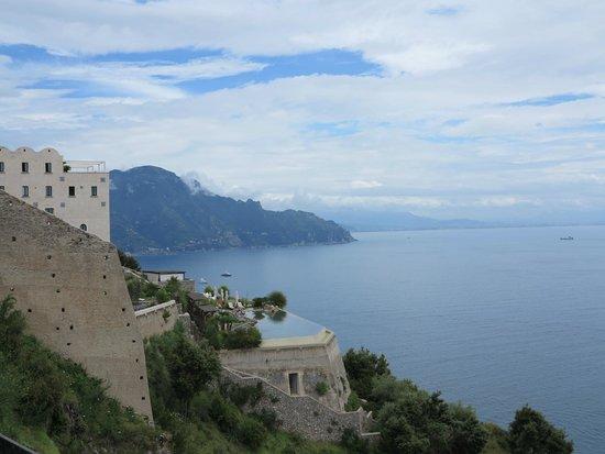 Monastero Santa Rosa Hotel & Spa : View from the room