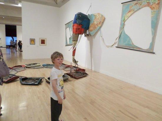 Tate Britain: Elephant - Bill Woodrow