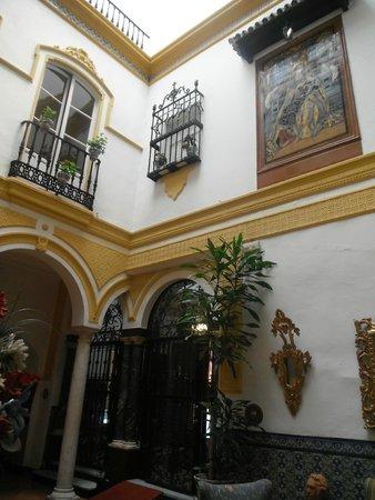 Hotel Abanico Sevilla: Lobby
