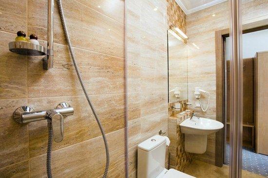 Aleksandrovskiy: ванная комната номера категории Стандарт