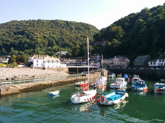 Shelley's : Lynmouth Harbour