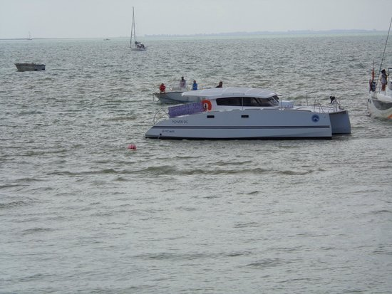 Dream'On Catamaran : le bateau