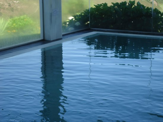 Água Hotels Mondim de Basto : Piscina interior
