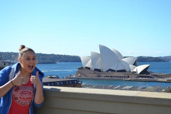 Mercure Sydney : opera house