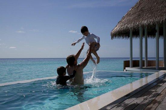 Resort Conrad Maldives Rangali Island, Mandhoo, Maldives ...