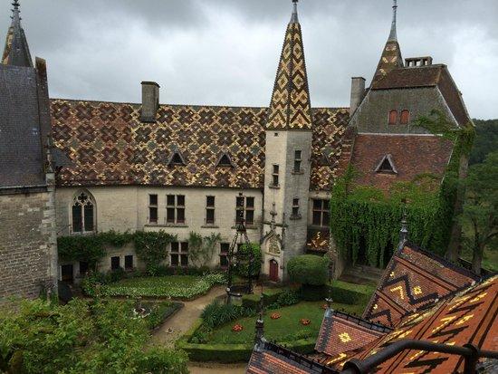 Bourgogne Evasion: Chateau de La Rochepot