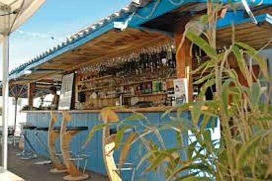 La Pigouille - Bar a Huitres : LE BAR