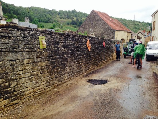 Bourgogne Evasion : Winemakers village