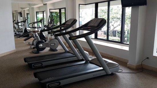 Tara Angkor Hotel: Gym