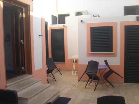ingresso - Foto di La Terrazza sul Porto, Isola di Ponza - TripAdvisor