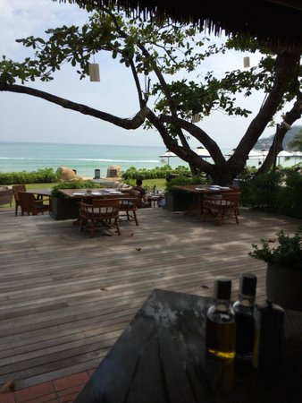 Vana Belle, A Luxury Collection Resort, Koh Samui : Relax on beach front