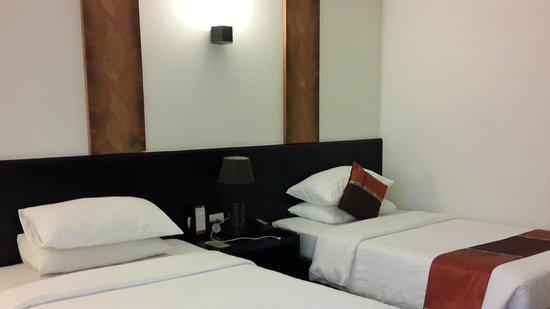Tara Angkor Hotel: Room
