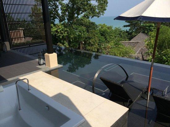Vana Belle, A Luxury Collection Resort, Koh Samui: infinity pool