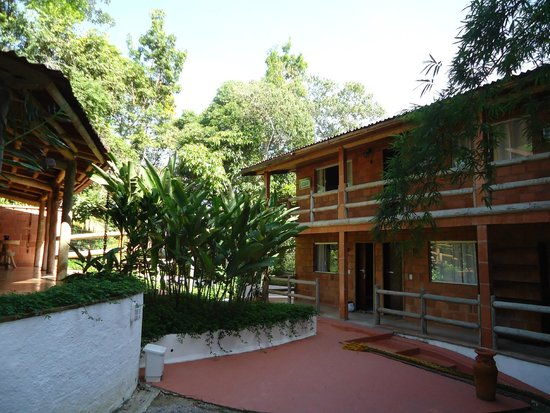 Hotel Sambaetiba: Vista parcial dos quartos